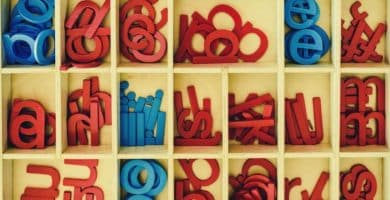 Alfabeto Móvel Montessori